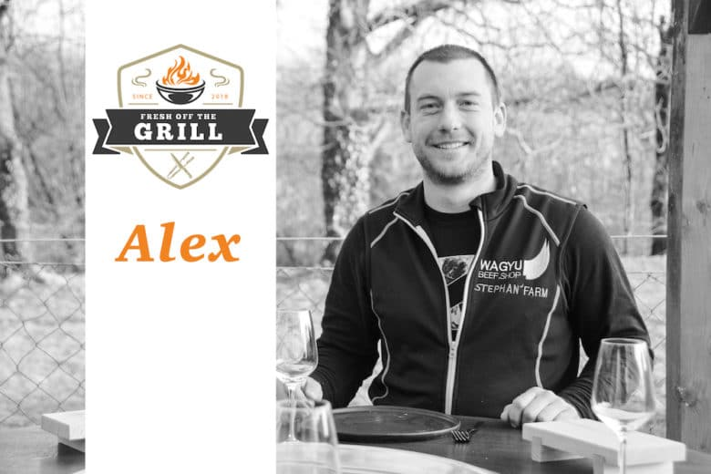 Fresh off the Grill - Das Team - Alex 1 - 10