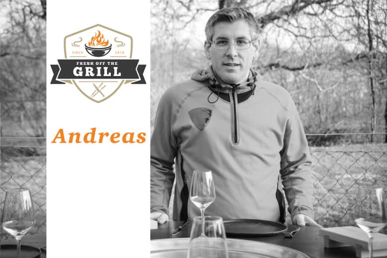 Fresh off the Grill - Das Team - Andreas - 12