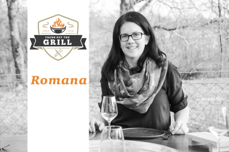 Fresh off the Grill - Das Team - Romana - 8