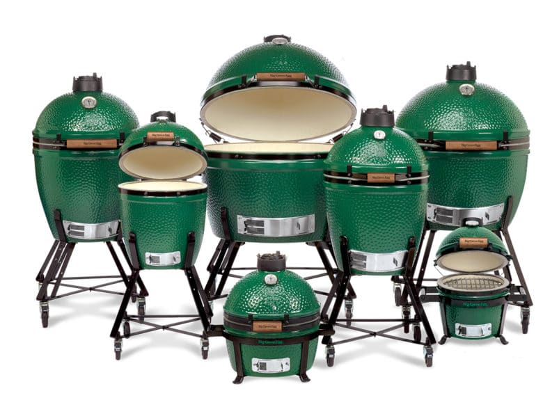 big green egg model