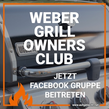 Weber Grill Owners Club - Feinste Grill & BBQ Rezepte