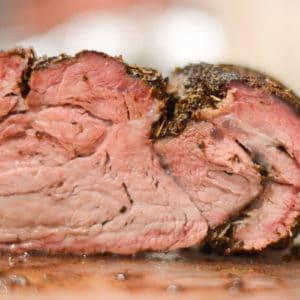 Barbecue - Die schönste Nebensache der Welt - rindergab smoker 10 1 - 48