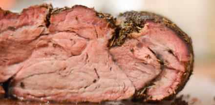 Geräuchertes Rindergab aus dem Wassersmoker - rindergab smoker 10 1 - 26