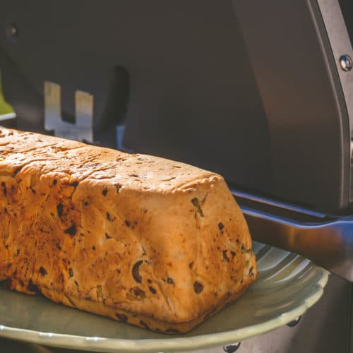 Knuspriges Kartoffelbrot aus dem Dutch Oven