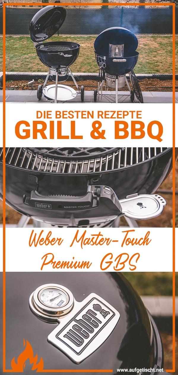 Kugelgrill Testbericht: Weber Master-Touch GBS Premium 2019 - Master Touch Premium 600X1200 - 48