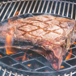 dry aged cowboy steak