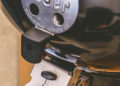 Temperatursteuerung Kugelgrill Deckellüftung