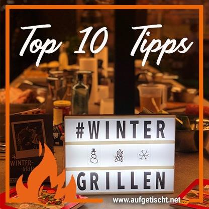 Wintergrillen: 10 Tipps die du beachten solltest - 10 tipps wintergrillen - 14