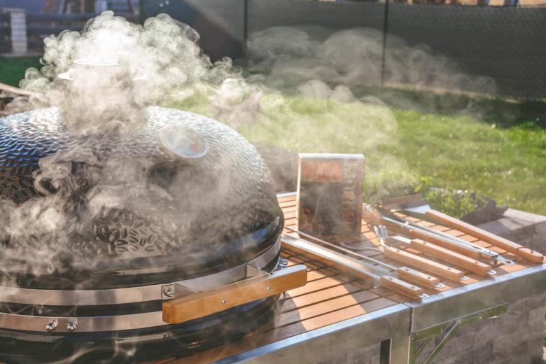 Pulled Pork aus dem Keramikgrill