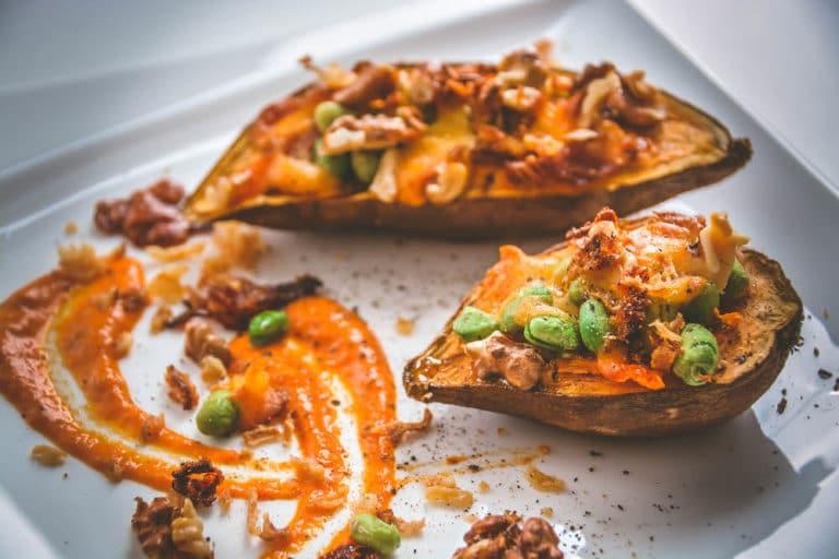 Überbackene Süßkartoffeln vom Grill - überbackene süßkartoffel 8 - 11