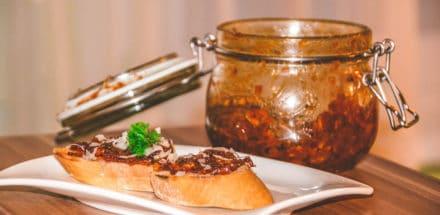 Bacon Jam - die crunchy Speckmarmelade mit Whisky - bacon jam 006 - 22