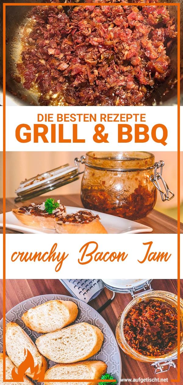 Bacon Jam - die crunchy Speckmarmelade mit Whisky - bacon jam - 28