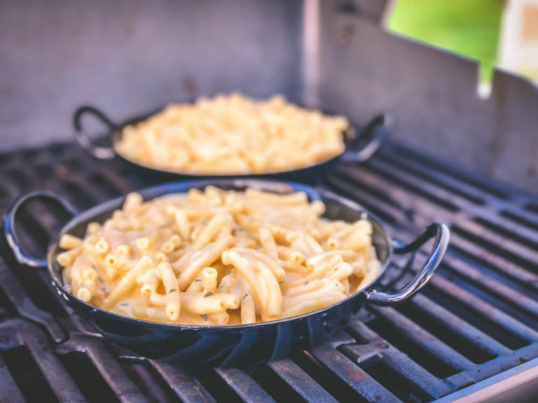 Mac and Cheese vom Grill - der US Klassiker - mac and cheese 001 - 19