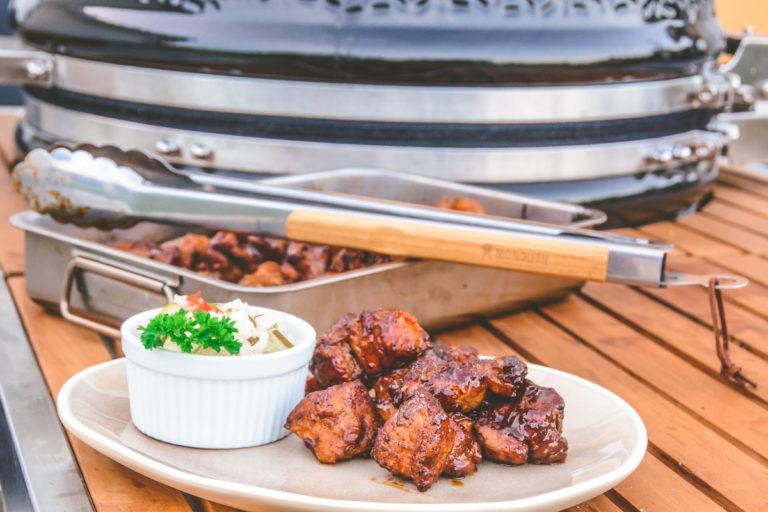 Pork Belly Burnt Ends - saftige Schweinebauch Nuggets - pork belly burnt ends 08 - 31