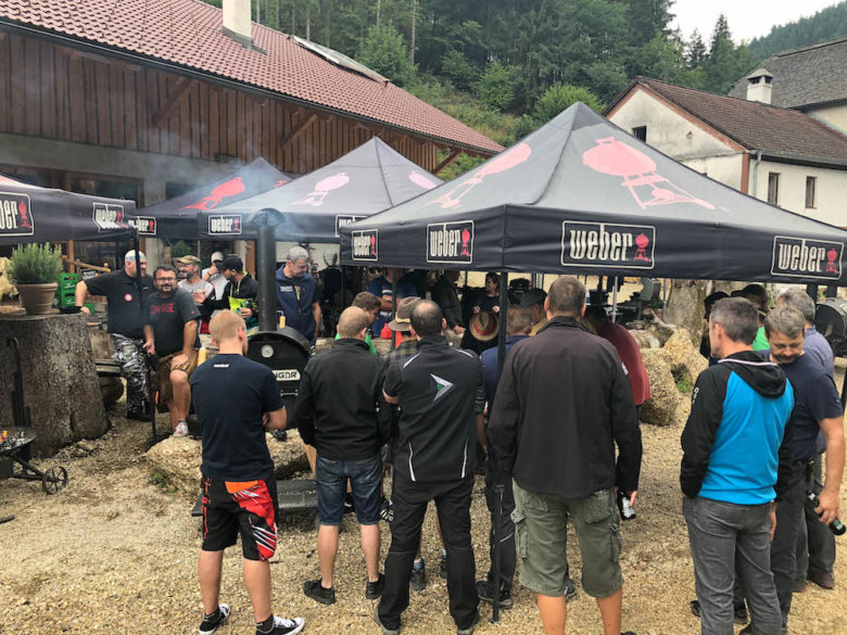 Smoke on the Water - unser BBQ Wochenende im stillen Tal - smoke on the water 003 - 102
