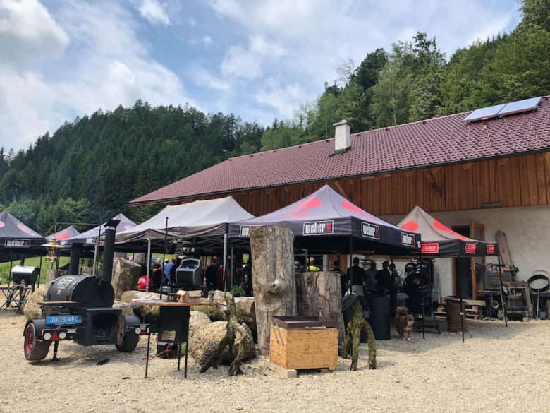 Smoke on the Water - unser BBQ Wochenende im stillen Tal - smoke on the water 010 - 16