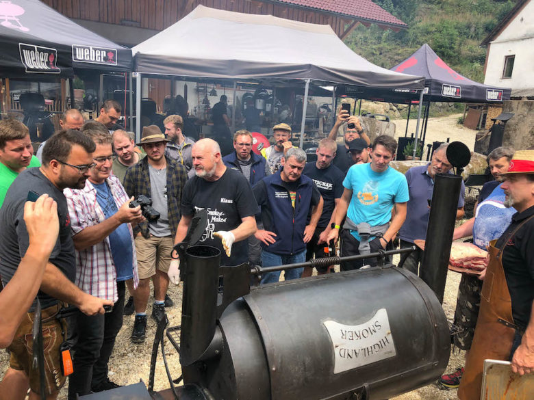 Smoke on the Water - unser BBQ Wochenende im stillen Tal - smoke on the water 011 - 38