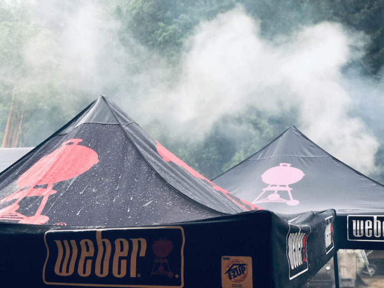 Smoke on the Water - unser BBQ Wochenende im stillen Tal - smoke on the water 030 1 - 12