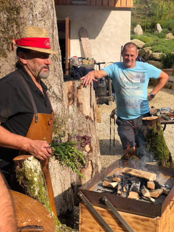 Smoke on the Water - unser BBQ Wochenende im stillen Tal - smoke on the water 036 - 62