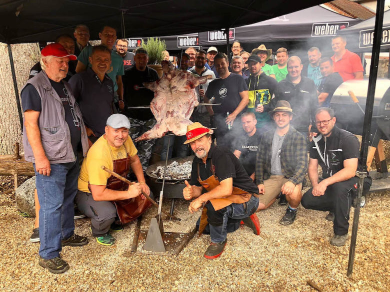 Smoke on the water 2019 - Gruppenfoto