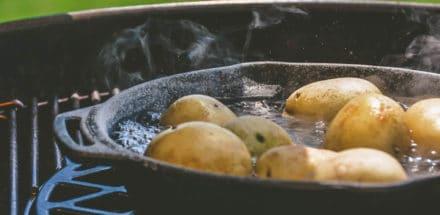 "Kartoffeln mit Salzkruste vom Grill - ""Papas arrugadas"" - salzkartoffeln 010 - 13"