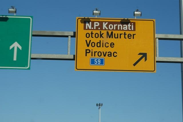Kroatische Adria bei Jezera und Vodice