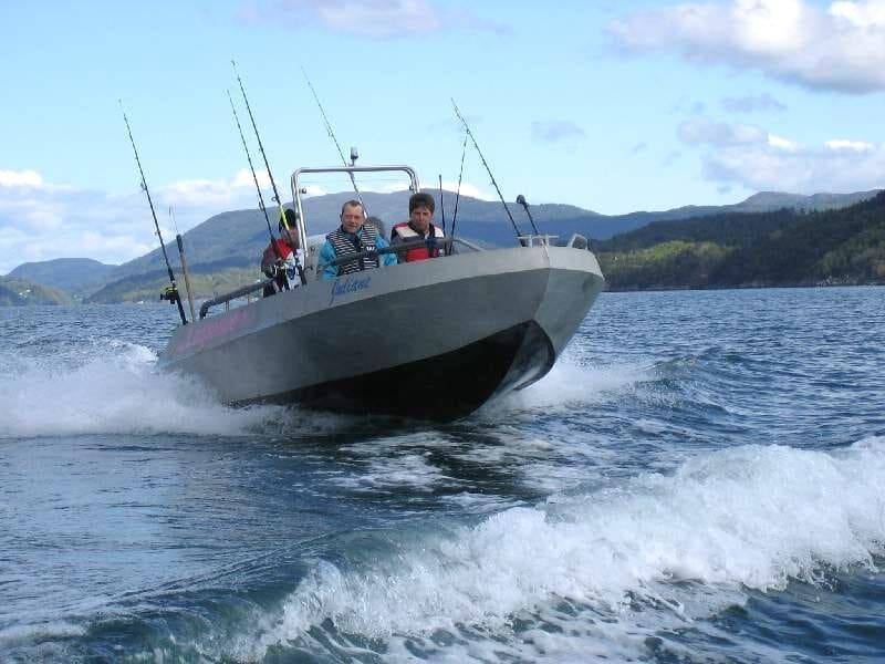 Boot_Juliane Langenuen Insel Stord