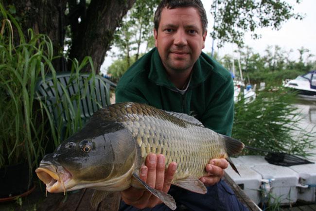 Neusiedlersee fischen
