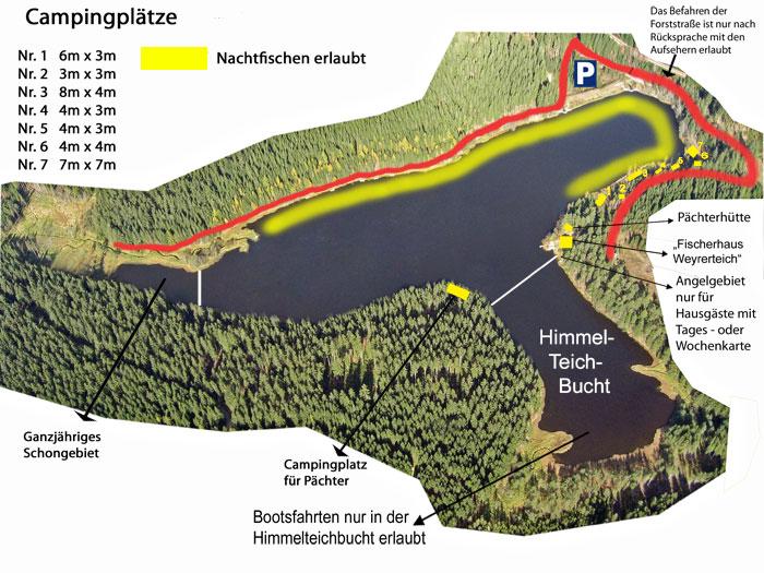 camping Weyrerteich Neuhof