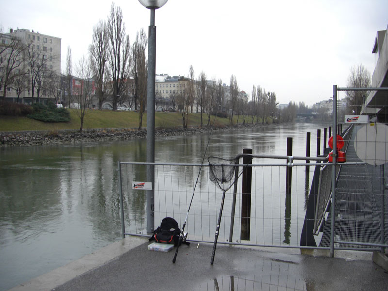 Fernwärme Donaukanal Wien