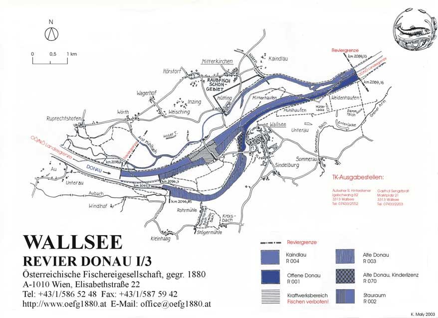 Donau Wallsee - file - 2