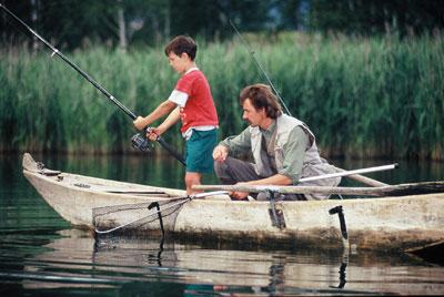Putterersee fischen