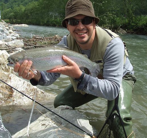 Fuscher Ache fischen