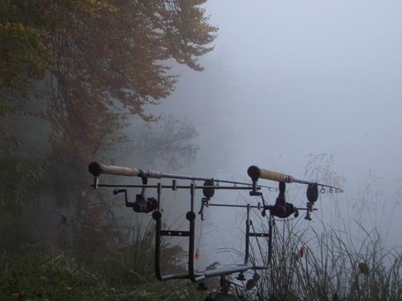 Holzöstersee angeln