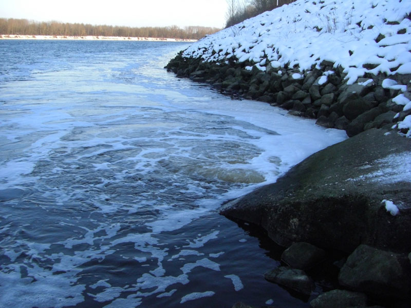 Kanal Donau Abwinden Asten Mitterwasser