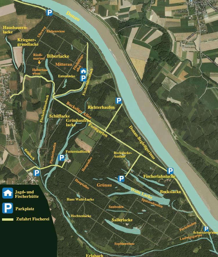 Forstgut Hasenöhrl - plan - 2