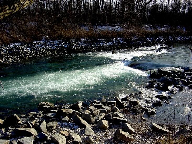 Traun Stammwasser (Kast-Wasser)