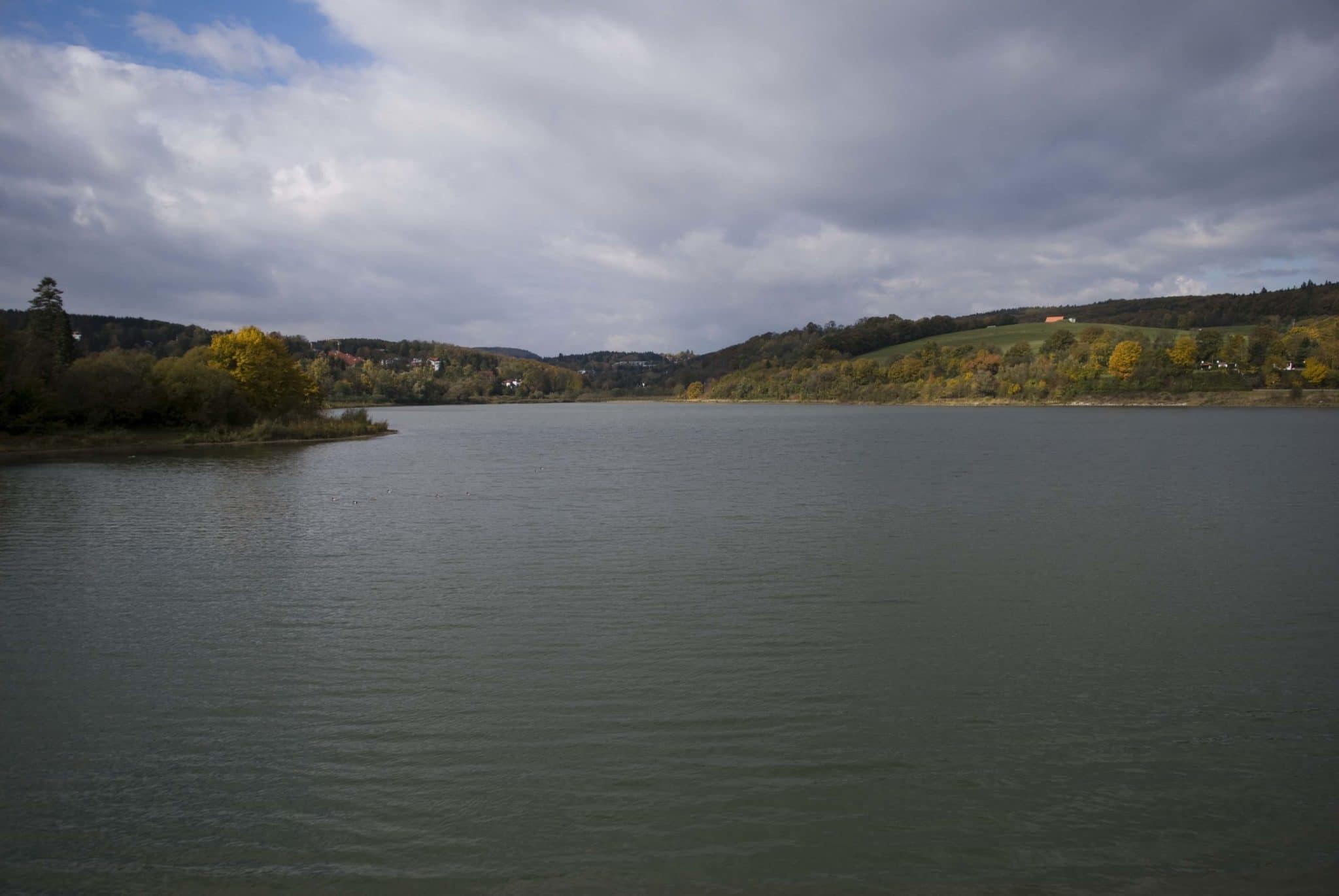 Wienerwaldsee Ausblick