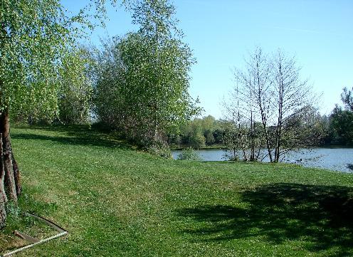 Hardy-Teich (Fischteich Wagner)