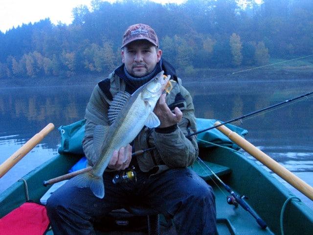 Wuppertalsperre fischen