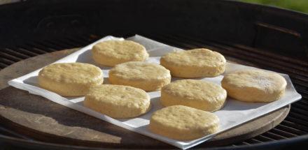 Klassische Scones vom Pizzastein - scones rezept 16 - 15