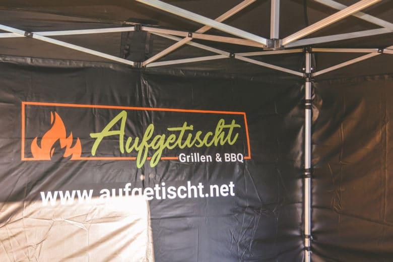 Das perfekte Faltzelt für Bewerbe, Grillkurse und Caterings - grillpavillon grillzelt 08 - 28