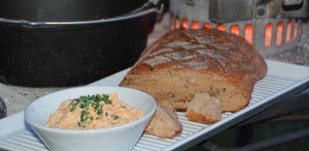 Einfaches Joghurtbrot im Dutch Oven backen - joghurtbrot dutch oven 12 - 20