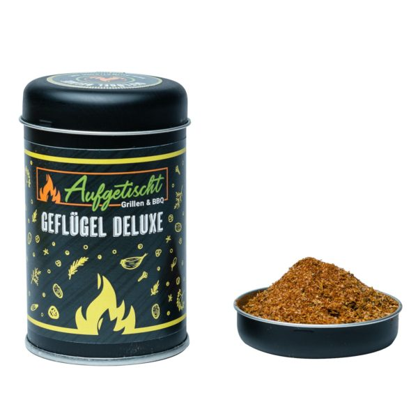 Geflügel Deluxe - aufgetischt gewuerze gefluegel deluxe 02 - 1