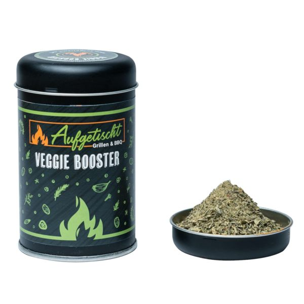 Veggie Booster - aufgetischt gewuerze veggie booster 02 - 1