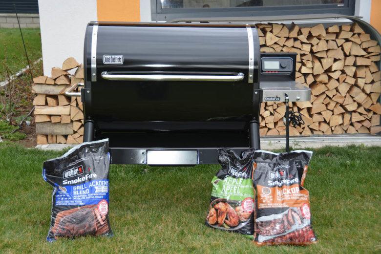 Barbecue - Die schönste Nebensache der Welt - weber smoke fire 15 - 11