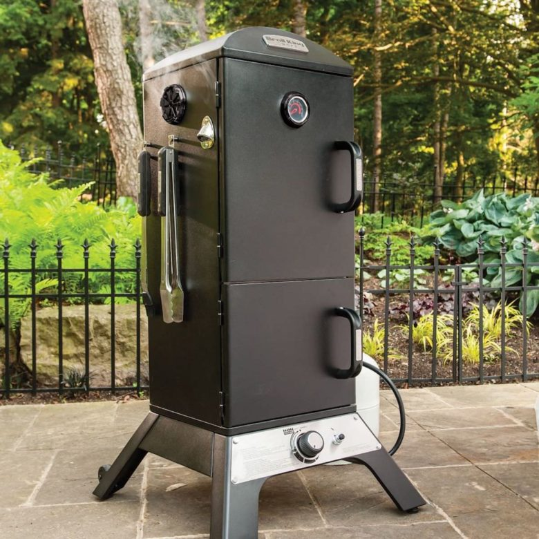 Broil King Vertical Gas Smoker