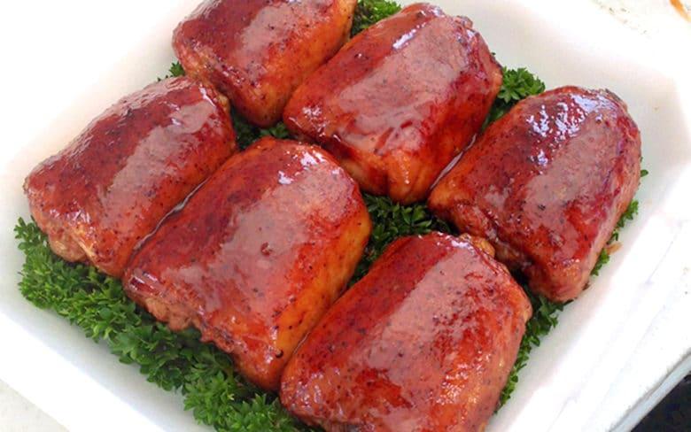 Barbecue - Die schönste Nebensache der Welt - kcbs turn in chicken - 40