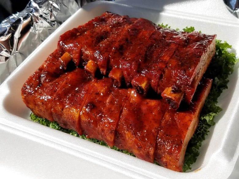 Barbecue - Die schönste Nebensache der Welt - kcbs turn in ribs - 34