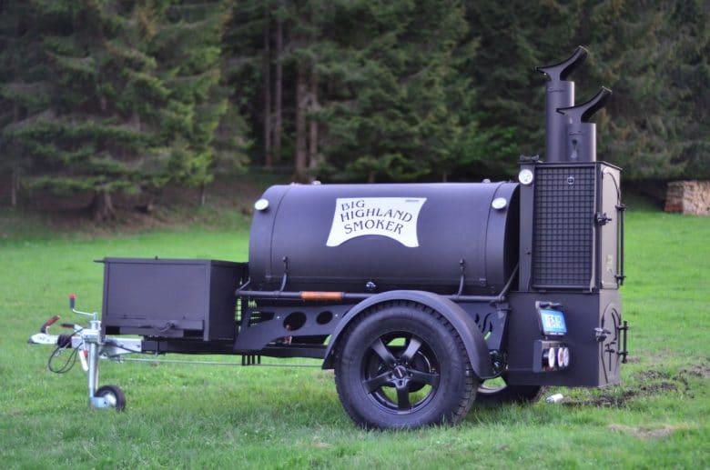 Barbecue - Die schönste Nebensache der Welt - reverse flow smoker - 9